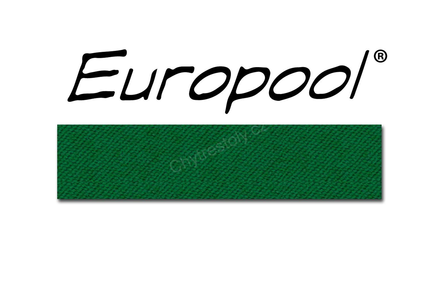 Plátno Europool - English Green